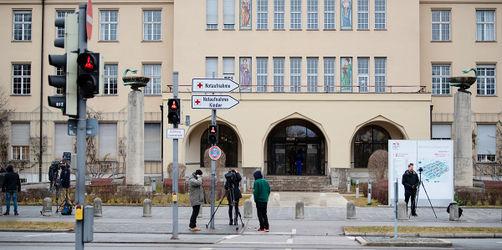 Corona-Virus in Bayern: Erster Patient aus Münchner Klinik entlassen