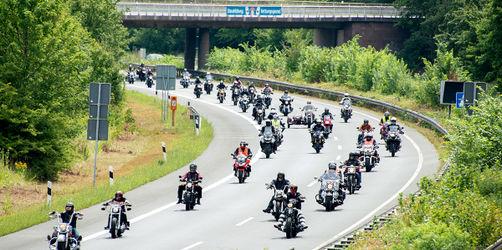 Bayernweite Motorrad-Demos: Das ist geplant und hier drohen Staus