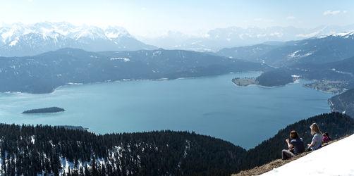 Gemeinden in der Alpenregion sauer: Touristen sollen mehr Rücksicht nehmen