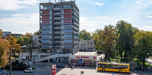 Sperrung am Sonntag: Regensburger Wirsing-Turm wird gesprengt