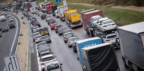 Bombenfund in Augsburg: Autobahn A8 muss am Mittwoch gesperrt werden