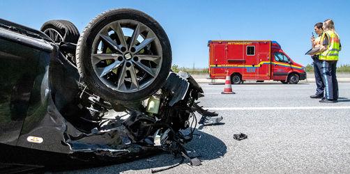 Mehr Unfälle, weniger Tote: Das sind die größten Gefahren auf Bayerns Straßen