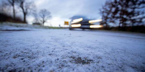 Regen nach strengem Frost: Hier müsst ihr mit Blitzeis rechnen