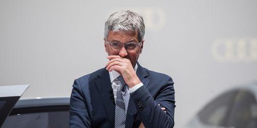 Diesel-Affäre: Audi-Chef Rupert Stadler festgenommen
