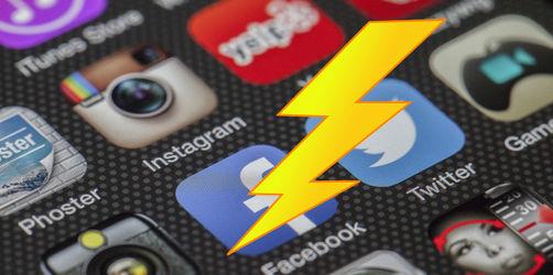 Technische Störung bei Facebook und Instagram