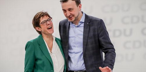 Paul Ziemiak ist neuer CDU-Generalsekretär