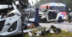 Schwerer Unfall auf A81: mehrere Tote und Verletzte