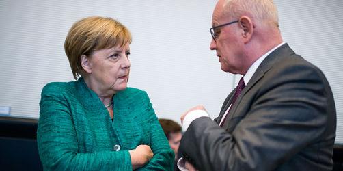 Unionsfraktion hat Merkel-Vertrauten Kauder als Vorsitzenden gestürzt