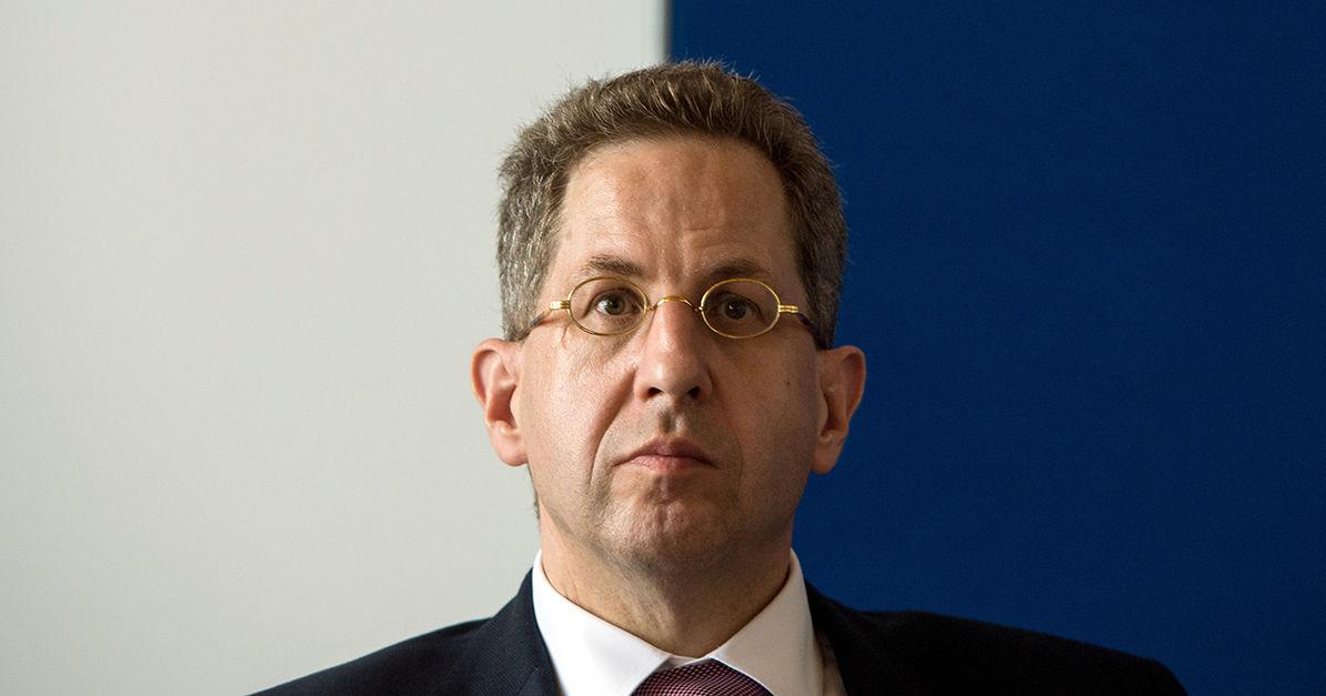 Seehofer versetzt verfassungsschutz pr sident maa en in for Wir in bayern moderatoren