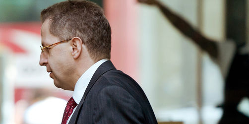 Verfassungsschutz-Chef Maaßen muss gehen - fast