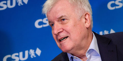 Im Januar ist Schluss: CSU-Chef Seehofer gibt Rücktrittstermin bekannt