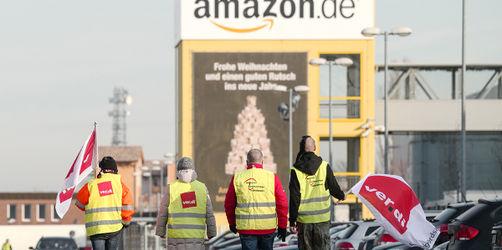 Streik bei Amazon: Kommen Geschenke noch pünktlich zu Weihnachten an?