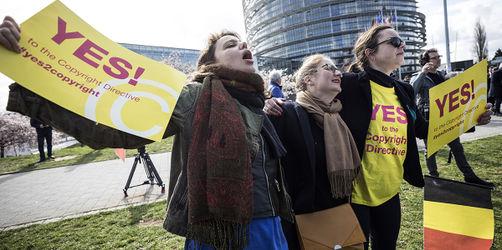 Artikel 13: Die EU-Entscheidung über das Internet steht fest