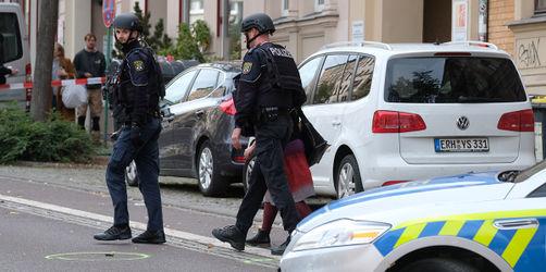 Rechter Anschlag in Halle mit 2 Toten: Angreifer streamte Tat im Internet