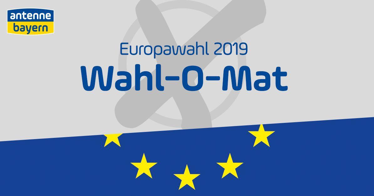 Wahl O Mat Europawahl 2021 Bayern