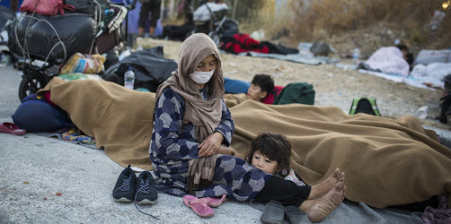 Flüchtlingslager Moria: Deutschland nimmt bis zu 150 Minderjährige auf
