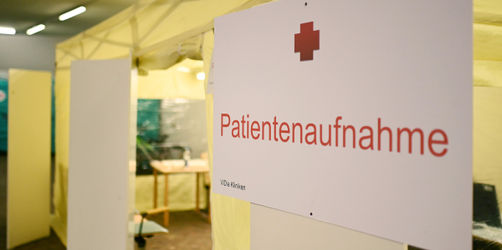 Neuer Corona-Fall in Bayern: Erlanger Mediziner infiziert