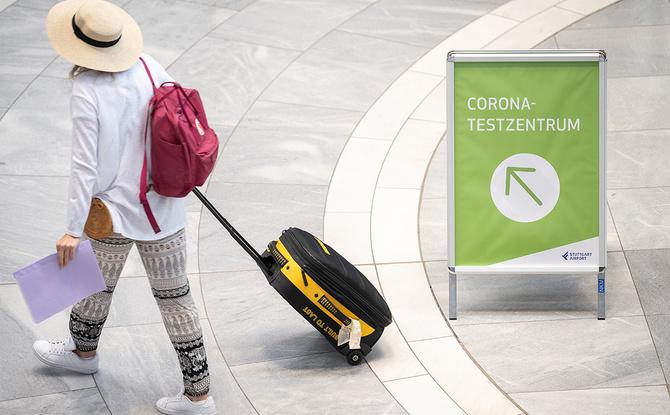 Ab Samstag: Verpflichtende Corona-Tests für Rückkehrer aus Risikogebieten