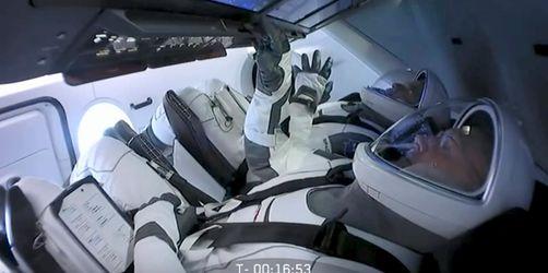Raketenstart zur ISS: Verfolgt ihn hier im Live-Stream und am bayerischen Himmel