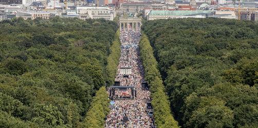 Anti-Corona-Demo in Berlin: Das ist passiert und diese Konsequenzen drohen