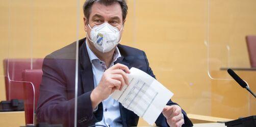 Notbremse reicht nicht aus: Söder fordert jetzt mehr