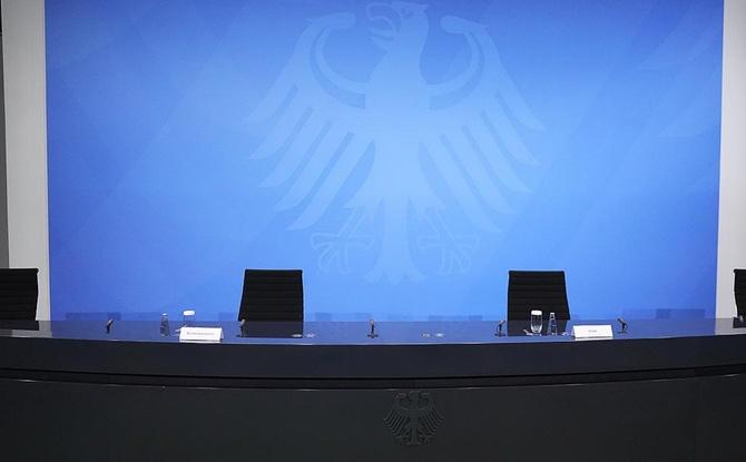 Harter Lockdown verschoben? Ministerpräsidenten-Konferenz für Montag abgesagt