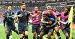 Frankreich ist neuer Fußball Weltmeister