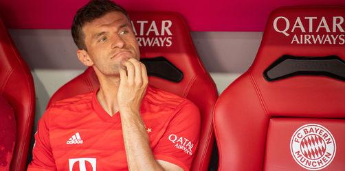 FC Bayern-Liebling vor Abschied: Thomas Müller will aus München weg