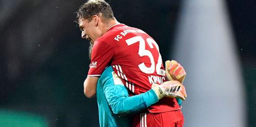 Die Bayern sind Meister! FC Bayern München ist zum 8. Mal Deutscher Meister
