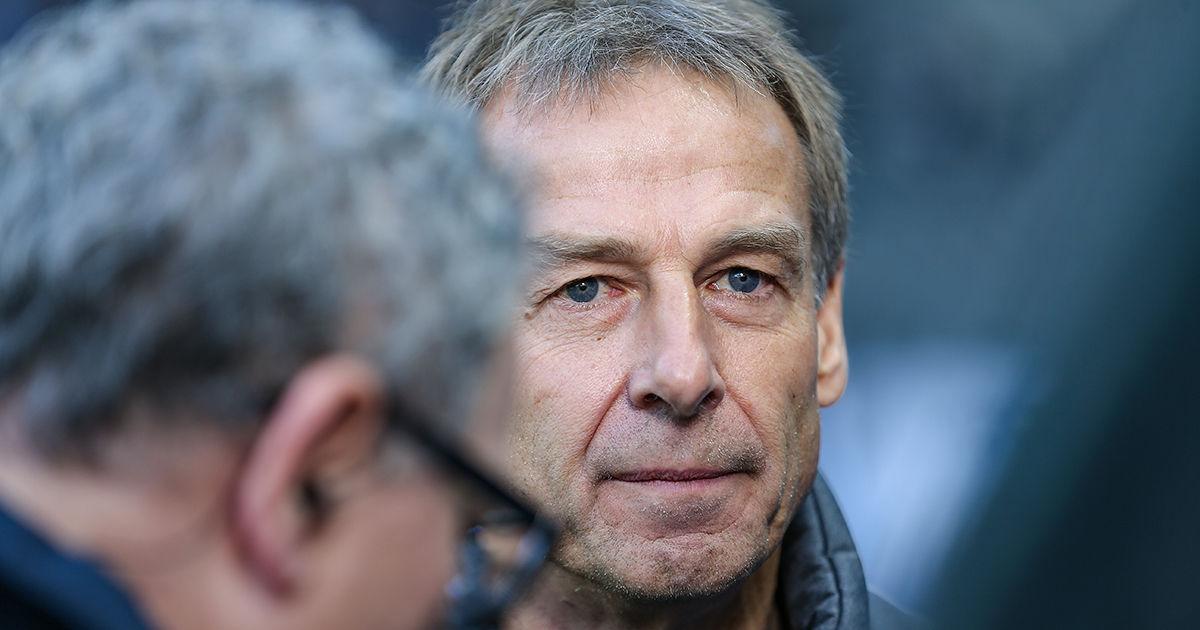 Klinsmann Rücktritt