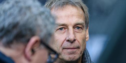 Bundesliga: Jürgen Klinsmann tritt als Trainer bei Hertha BSC Berlin zurück