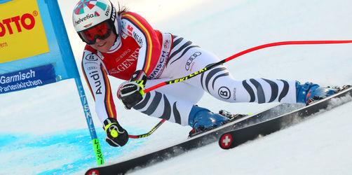 Ski-Olympiasiegerin Viktoria Rebensburg beendet Karriere