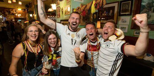 Achtelfinale, Viertelfinale & Co.: Das ist der weitere Spielplan für die EM