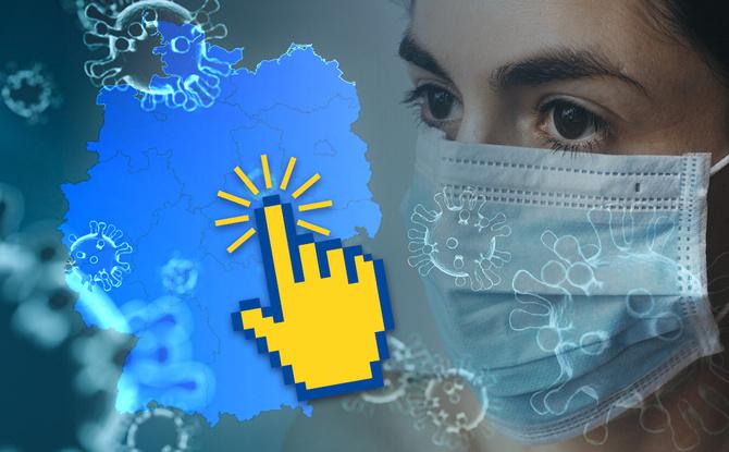 Corona-Lockerungen bei Inzidenz unter 100: Hier den aktuellen Wert in eurer Region checken