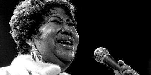 Im Alter von 76 Jahren: Soul-Legende Aretha Franklin ist tot