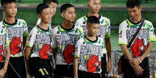 Höhlendrama in Thailand: Gerettete Kinder aus Krankenhaus entlassen
