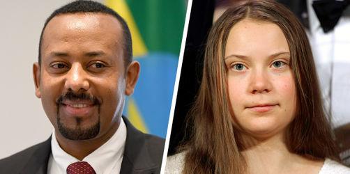 Friedensnobelpreis geht an äthiopischen Premier Abiy Ahmed: Greta geht leer aus