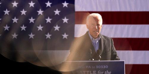 CNN meldet: Joe Biden gewinnt Wahl zum US-Präsidenten.