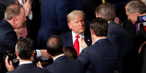 Amtsenthebungsverfahren: Senat spricht US-Präsident Trump frei