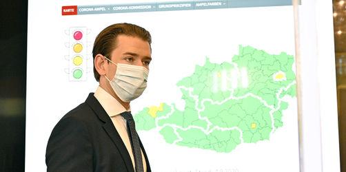 Ab Montag: Österreich verschärft Corona-Maßnahmen wieder