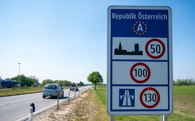 Ab sofort: Österreich öffnet Grenzen zu Nachbarländern - außer zu Italien