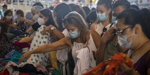 Jetzt auch auf Mallorca, Ibiza und Co.: Maskenpflicht im Freien