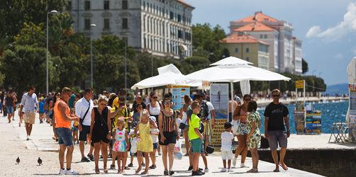 Corona: Österreich erlässt Reisewarnung für Kroatien