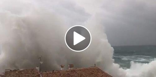 Monsterwellen auf Mallorca: Sturmtief fordert mindestens 13 Tote in Spanien