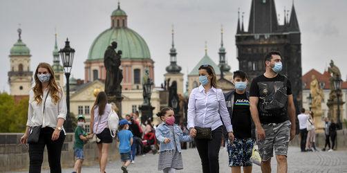 Tschechien schafft Mundschutzpflicht fast komplett ab