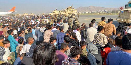 Heftige Bilder & Videos aus Kabul: Was ist eigentlich gerade in Afghanistan los?