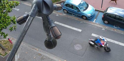 Lärm-Blitzer in Frankreich: So will das Land gegen Verkehrssünder vorgehen