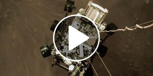 "Mars-Rover ""Perseverance"": Erste Töne vom Roten Planeten"
