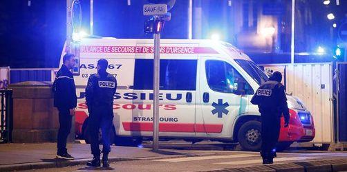 Schüsse in Straßburg: mind. 1 Toter und mehrere Verletzte