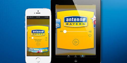 Unsere Radio-Apps für unterwegs